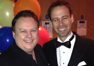 Jim Francis and Chris